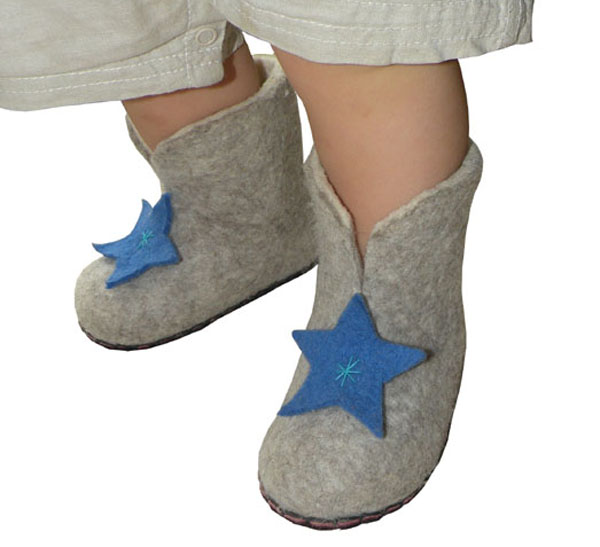 Chaussons Etoile