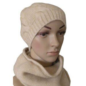 bonnet femme en laine