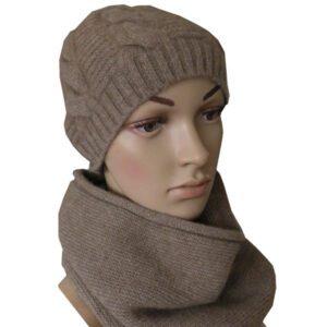 bonnet femme laine