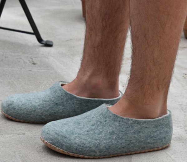 chaussons pour homme