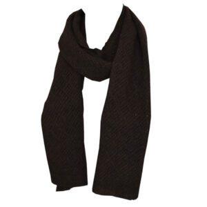 écharpe femme en laine de yak