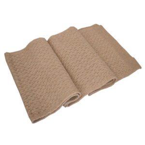 echarpe laine chameau
