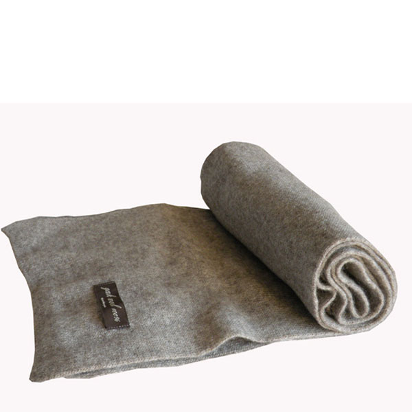 écharpe en laine de yak