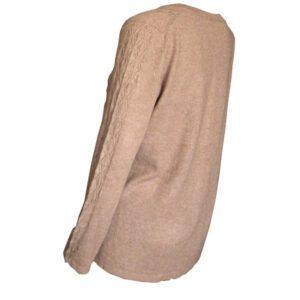 file laine femme leger