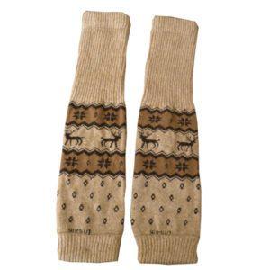 guetre en laine