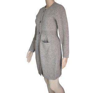 manteau laine de yak 1