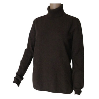 pull col roule laine yak