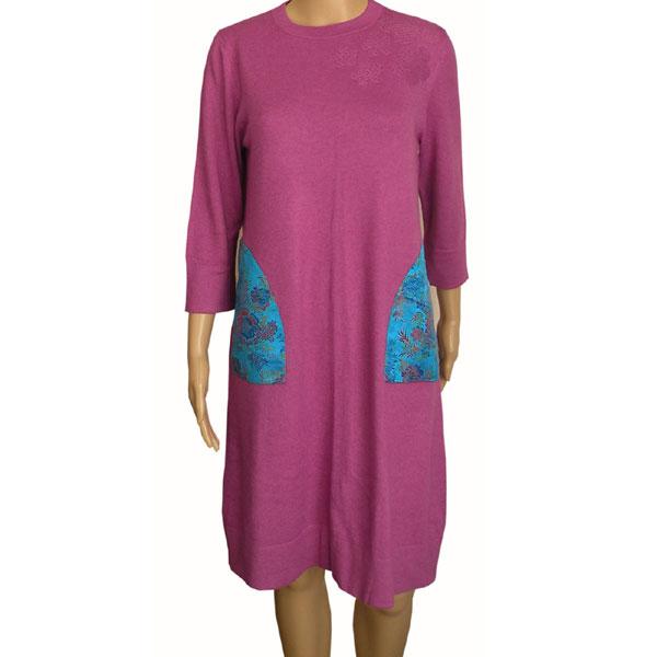 robe en laine 1