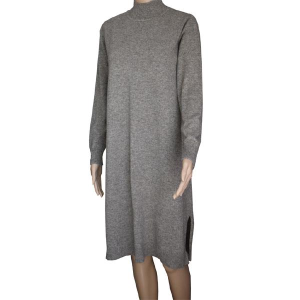 robe gris laine yack