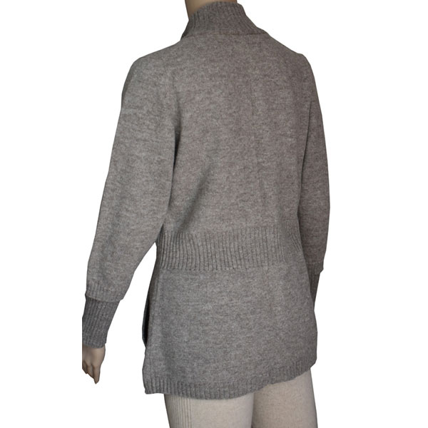 veste femme laine yack