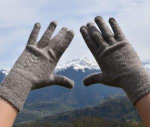gant en laine pour femme