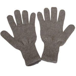 gant femme en cachemire