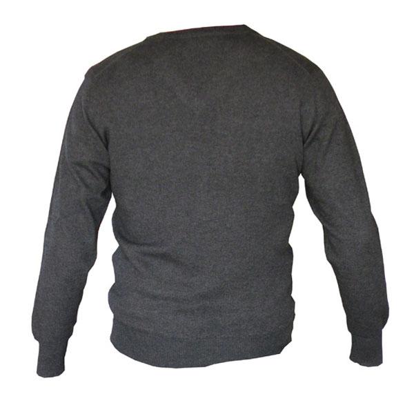 pull homme en laine noir 2 1