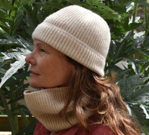 bonnet chaud cachemire
