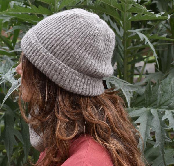 bonnet epais en laine