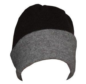 bonnet reversible en laine