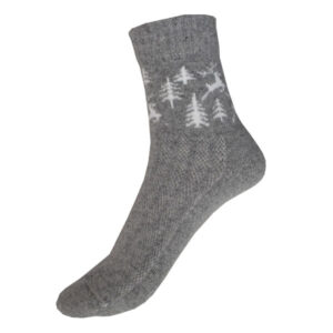 chaussettes laine solides