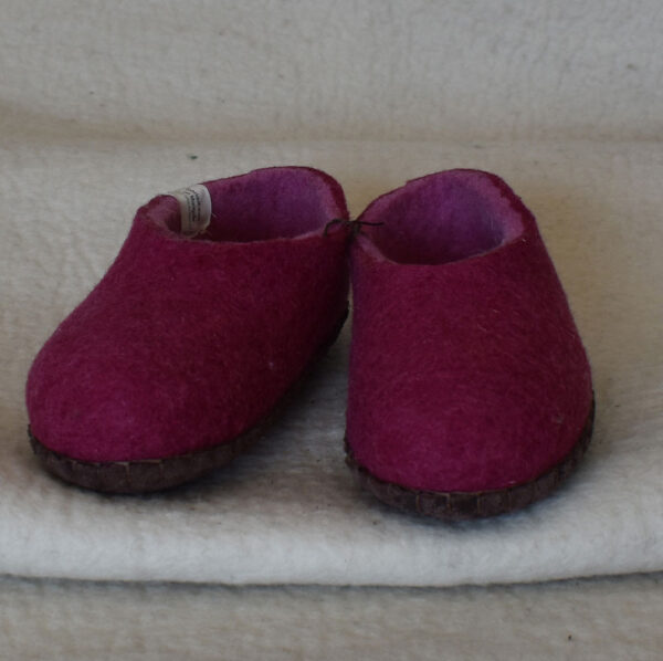 chaussons fille 1