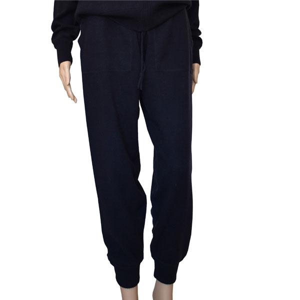 pantalon jogging bleu marin