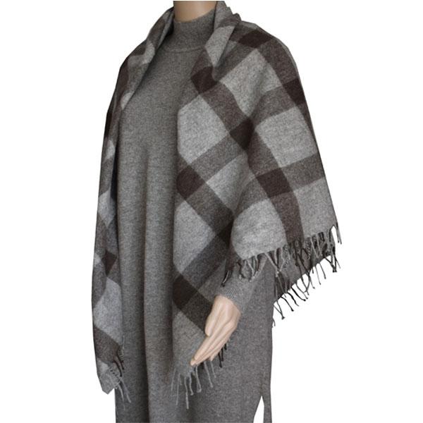 plaid laine chaud hiver