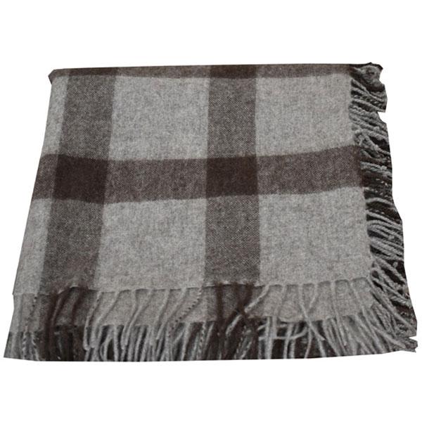 plaid laine chaud hiver 1