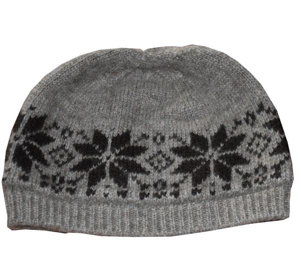 bonnet laine de yak