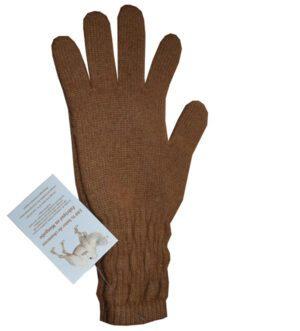 gant laine de chameau