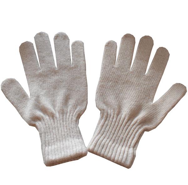 gant femme en laine