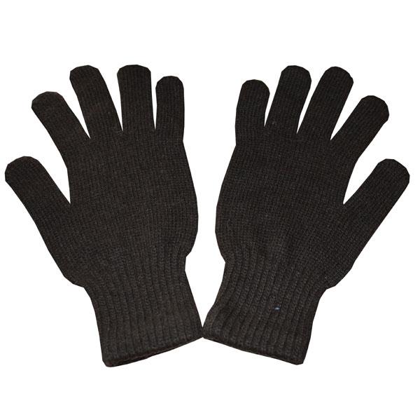 gants laine homme