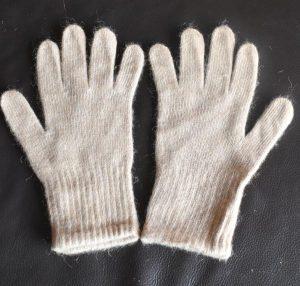 gants en laine de chameau