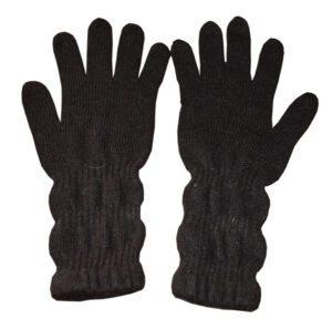 gants femme en laine