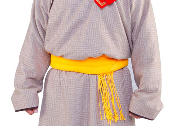 La ceinture mongole