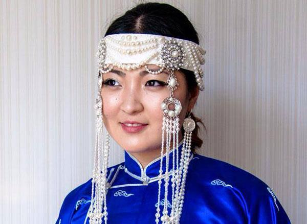 accessoires pour femmes mongoles