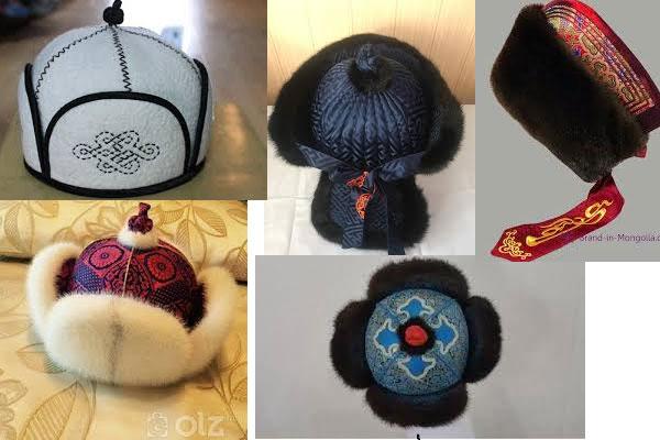 bonnet mongol
