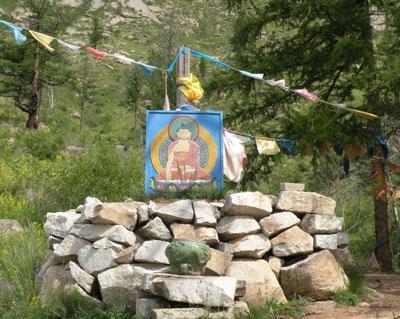le bouddhisme mongol