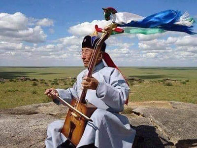 mongol morin khuur
