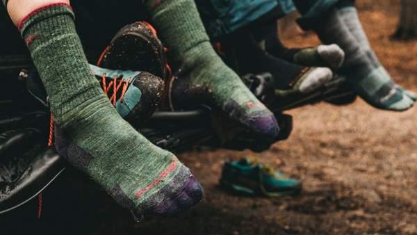 Quelle matière pour des chaussettes chaudes ?