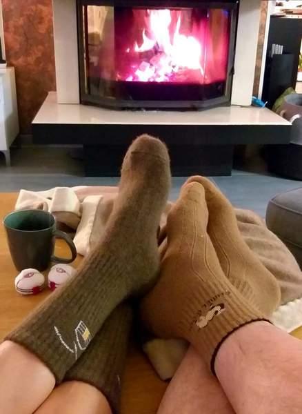 Avantages des chaussettes en laine de chameau