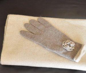 gants elegants femme